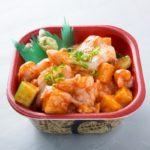 海鮮キムチ丼